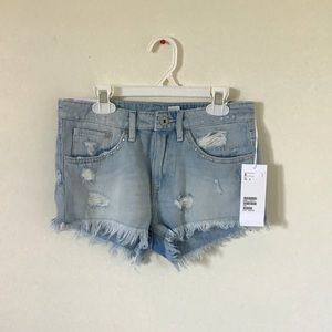 New Never Worn Jean Shorts